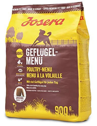 Josera Geflügel Menü im 900 g Paket