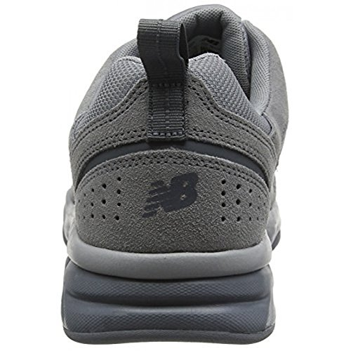 Eu Intrieures 624 42 New Baskets Balance gunmetal Pour Gris Homme Gr4 wUPvf1q