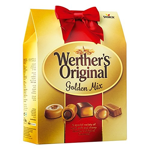 Werthers Original, Caramelo duro - 4 de 380 gr.