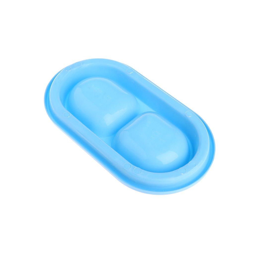 Huiouer - Comedero de plástico antihormigas para perros y gatos ...