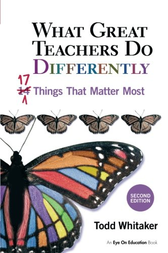 What Great Teachers Do Differently: 17 Things That Matter Most (E Teacher)