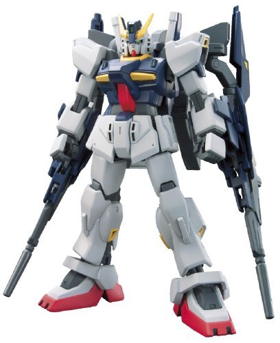 Bandai Hobby #04 HGBF Build Gundam MK 2 Model Kit (1/144 Scale) by Bandai Hobby