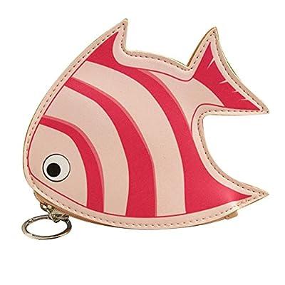 Fashion Womens Coin Purse Marine Anchor Shell Vintage Pouch Mini Purse Wallets