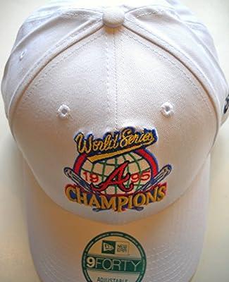 Atlanta Braves 1995 World Series Champions Locker-Room Replica Unisex Adult Adjustable Cap Hat