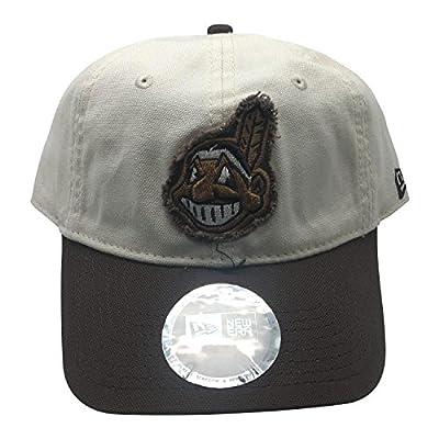 MLB Cleveland Indians Vintage Strapback Hat