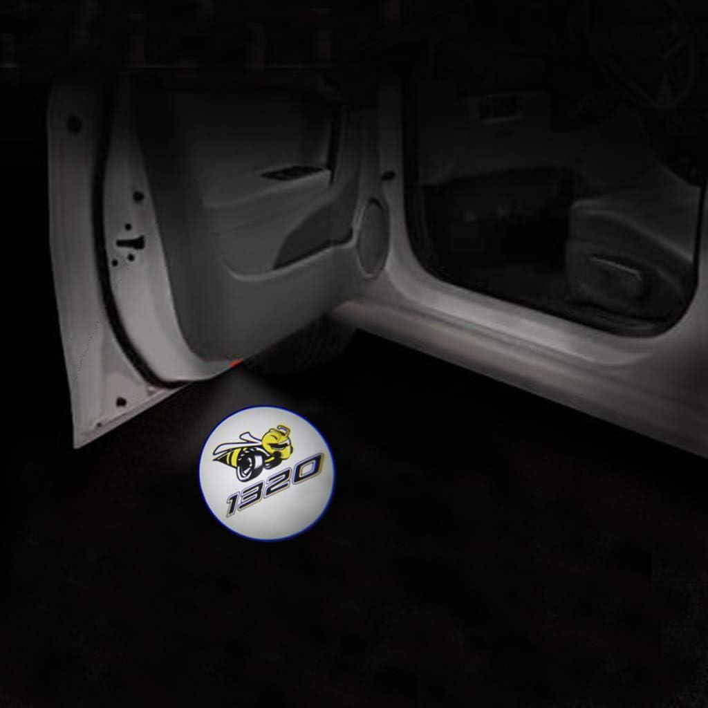 MBDG 1320 Scat Pack Push Starter Button Overlay for Dodge Challenger A39