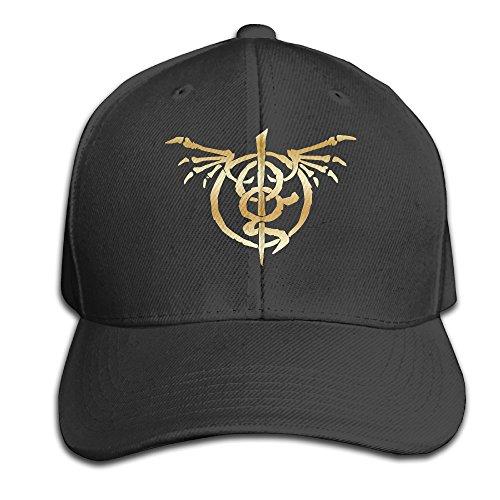 (Wrath Lamb Of God Gold Logo Adjustable Baseball)