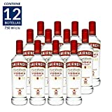 Vodka Smirnoff no. 21-750 ml / 12 piezas