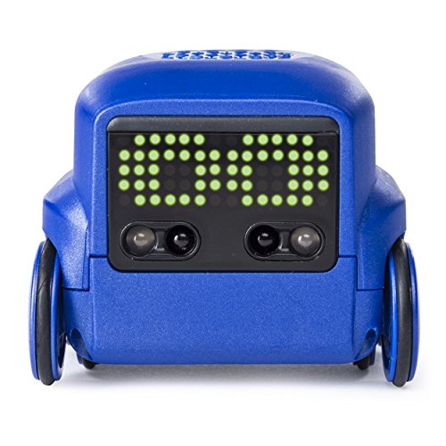 Boxer - Interactive A.I. Robot Toy (Blue) with Personality and Emotions, for Ages 6 and Up ()