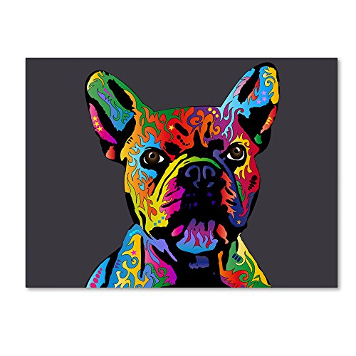 french bulldog canvas - 6