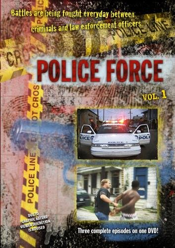 Police Force (Volume One)  (Non-Profit)