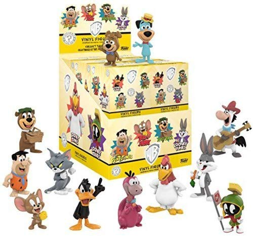 Funko Mini Saturday Morning Cartoons (One Mystery Figure) Collectible Toy ()