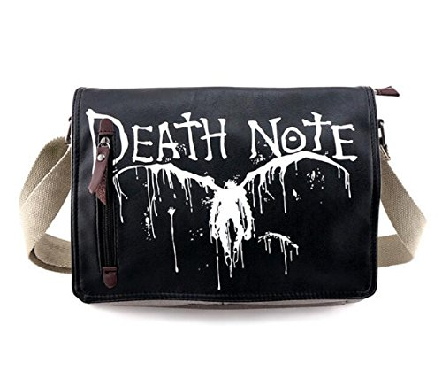 YOYOSHome Anime Death Note Cosplay Satchel Crossbody Messenger Bag Shoulder Bag