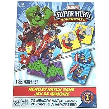 Amazon.com: Marvel Super Hero Adventures Juego de 72 ...