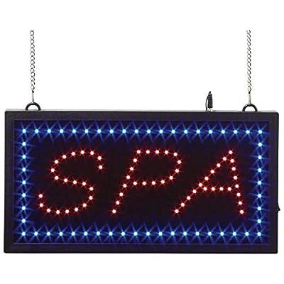 Mitaki ELMSPA SPA Programmed LED Sign