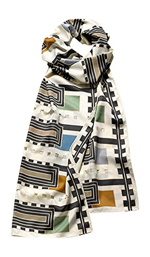 Frank Lloyd Wright Scarf, Neutrals MoMA - Stores Lloyd Center In