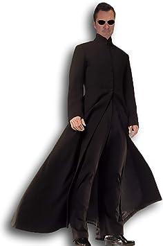 Rubber Johnnies TM Hombre Cybe Disfraz para Hombre The Matrix ...