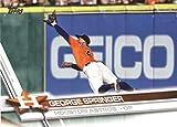 2017 Topps Series 2 #389 George Springer Houston Astros Baseball Card