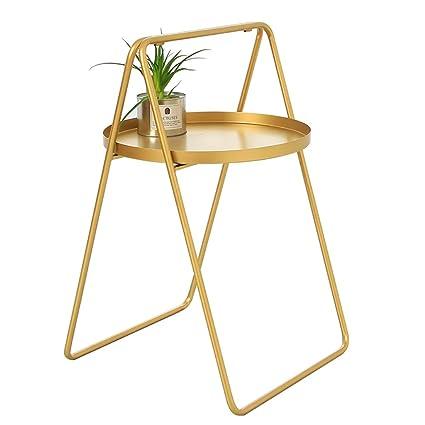 Lw coffee table Mesita pequeña Mesita pequeña Iron Art Mesa ...