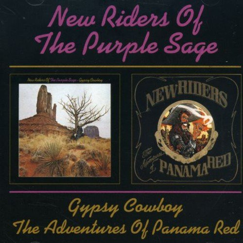 Gypsy Cowboy / the Adventure of Panama Red (New Riders Of The Purple Sage Gypsy Cowboy)