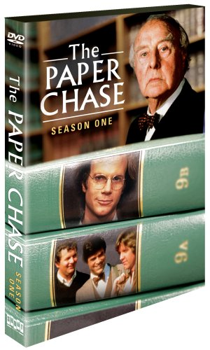 The Paper Chase: Season 1 - The Tv Chase Series Paper