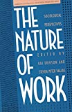 The Nature of Work, , 0300056621
