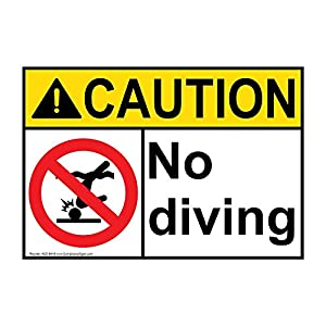 Swimming Pool Safety Signs Archives - Swim Signs