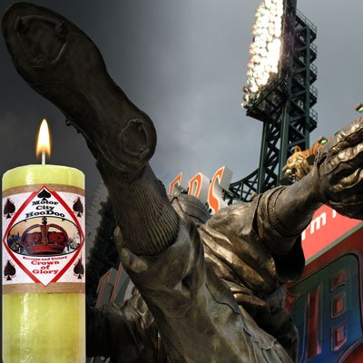 Victory Candle - 9