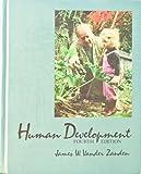 Human Development, James W. Vander Zanden, 0394376854