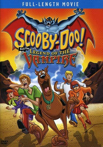 Scooby-Doo and the Legend of  the Vampire (Scooby Doo And The Legend Of The Vampire)