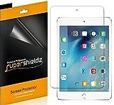 Best Screen Shield For IPad Minis - [3-Pack] Apple iPad Mini 4 Screen Protector, Supershieldz Review