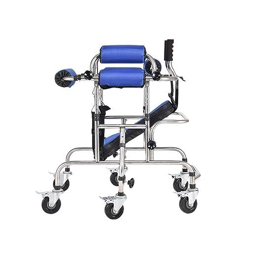 LYXPUZI Equipo de rehabilitación para niños de pie/Andador ...