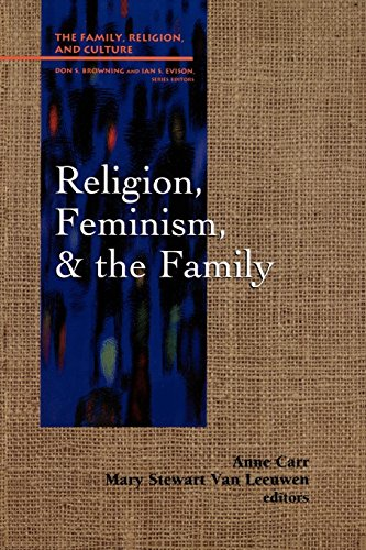 Religion, Feminism, and the Family (Family, Religion, and Culture)