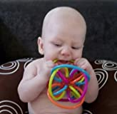 Really engaging toy that will encourage 2 handed play.