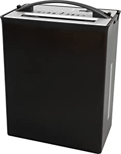 Sentinel FM104B EZ Lift 10-Sheet Micro-Cut Shredder