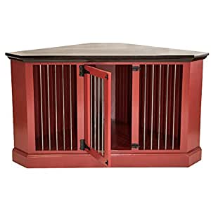 High Quality Eagle Furniture Manufacturing K9MC 333158 BCHG K9 Crate, Burnt Cinnamon