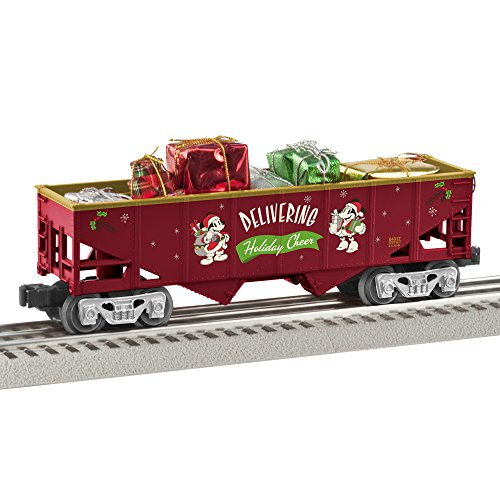 Lionel Mickey's Holiday, Electric O Gauge Model Train Cars, Hopper with ()