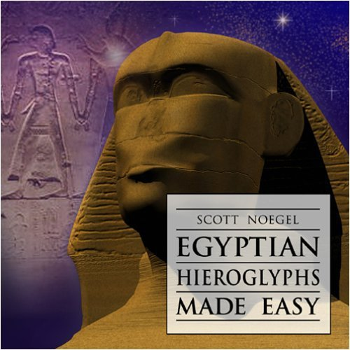 Egyptian Hieroglyphs Made Easy (CD-ROM) by Smiles Productions