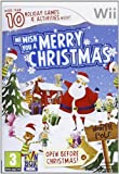 We Wish You A Merry Christmas (Wii) by Wii