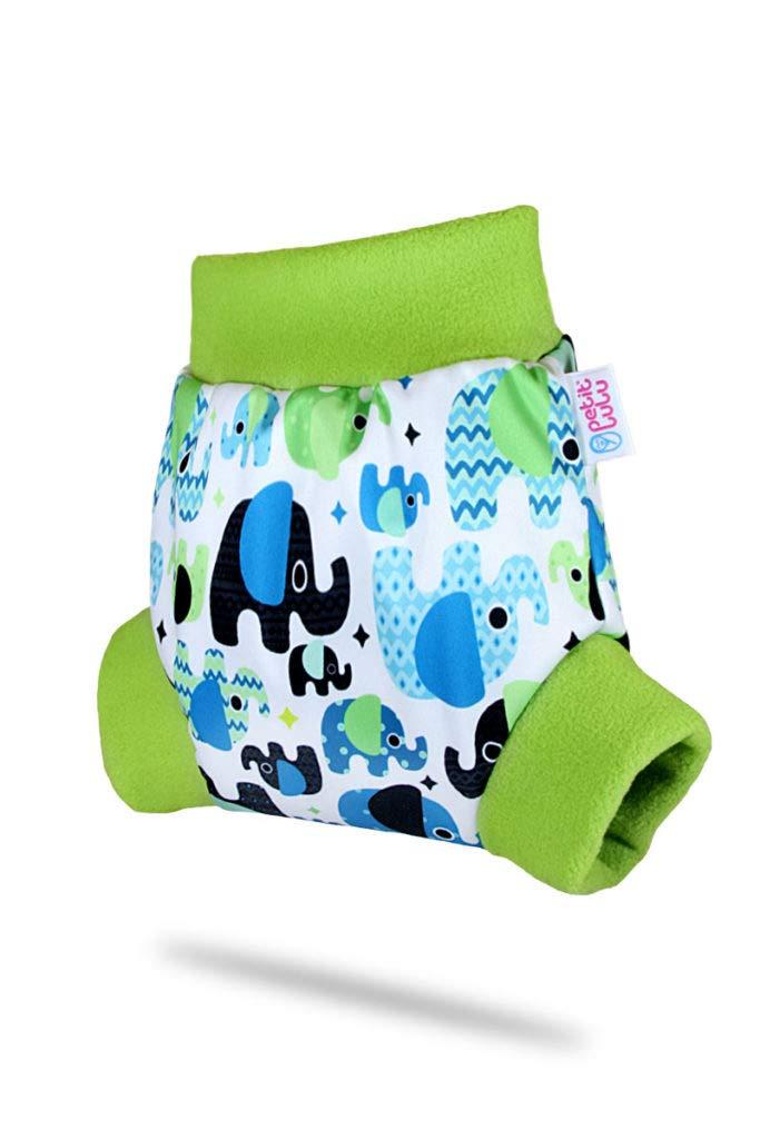 para pa/ñales absorbente y de noche pa/ñales tama/ño XL avispas sobre pantalones Petit Lulu cubrepa/ñales 13kg +
