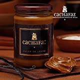Cachafaz Dulce de Leche-Milk Caramel Gluten Free – Jar 450gr/16oz