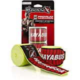 """Hayabusa Perfect Stretch v3 Mexican Style 180"""" Boxing Hand Wraps"""