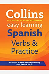 Collins Easy Learning – Collins Easy Learning Spanish Verbs and Practice Paperback