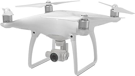 Opinión sobre DJI Phantom 4 - Dron cuadricóptero con Control Remoto y cámara HD, Blanco