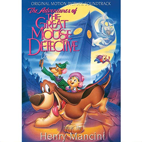 The Adventures Of The Great Mouse Detective (Original Motion Picture Soundtrack)]()