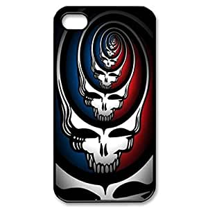 SUUER Grateful Dead America Rock Band Hard Cover Case for iPhone 5 5s case -black CASE