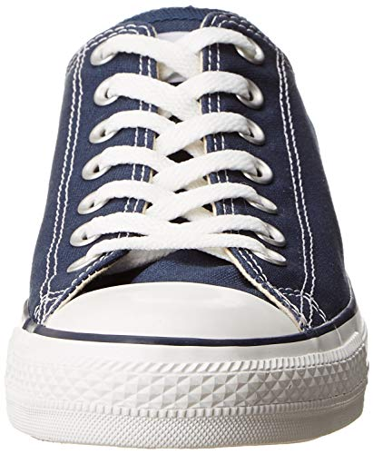 9bf32890 ... Converse Unisex Chuck Taylor All Star Low Top Navy Sneakers - 9 D(M) ...