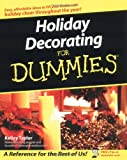 img - for Holiday Decorating For Dummies book / textbook / text book