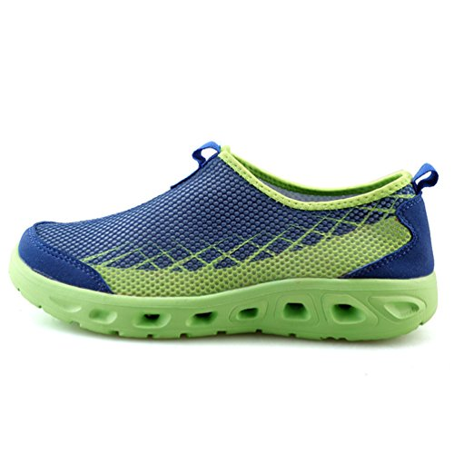 Azul bajo botas de Unisex XIGUAFR adulto caño 184nxYS