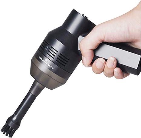 JGRH Limpiador del Teclado inalámbrico USB Aspirador Recargable de ...